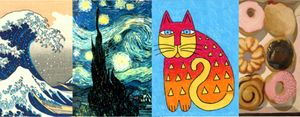 Art Like the Masters - Four-Week Series (Ages 10-Adult)