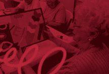 Senior Classes - </br>July 22 - Hundertwasser - Oil Pastels