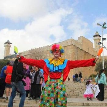 Purim Gifts for the Hebron Jewish Community