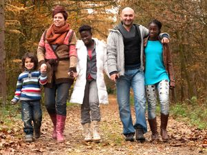 Identity Matters: Becoming a Multi Racial Family