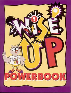 W.I.S.E. Up! Powerbook