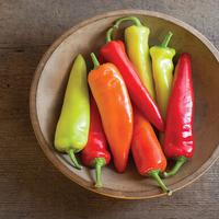 Pepper 'Hungarian Hot Wax'