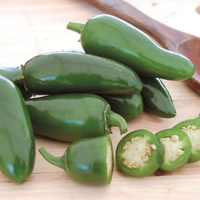 Pepper 'Early Jalapeno Hot'