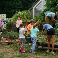 Farming for Homeschoolers (Ages 5-10)