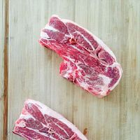Lamb Shoulder Blade Chops