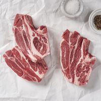 Lamb Shoulder Arm Chops