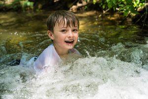 June 14-18: Wet & Wild Camp