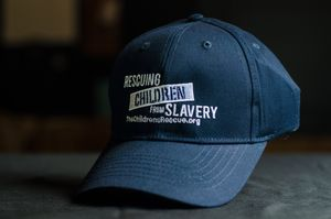 Rescuing Children From Slavery cap