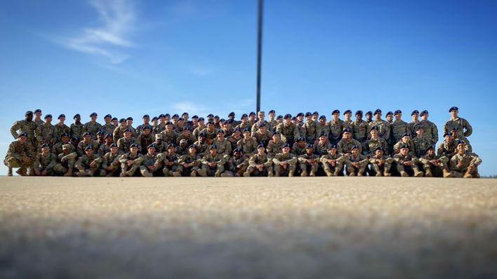 B 1-50 Infantry Fundraiser