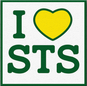 STS Patches and Magnets