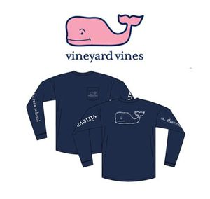 Vineyard Vines - ADULT LONG SLEEVE SHIRT