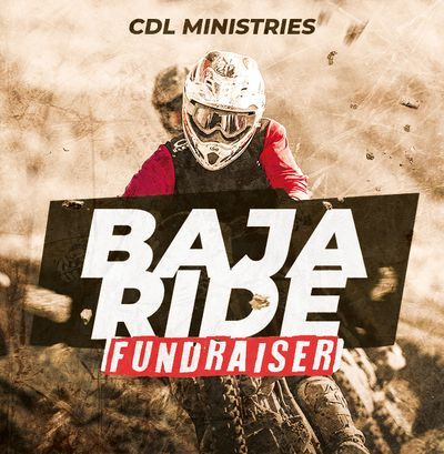 Trevor Dyck's Baja Fundraiser