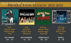 Theatre Department Sponsorship 2021