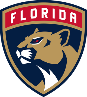 Florida Panthers two lower level end zone tickets
