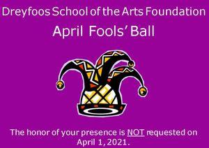 April Fools' Ball