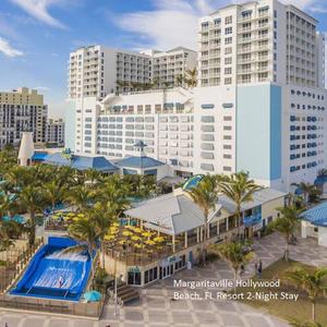 Margaritaville Hollywood Beach, FL resort 2-night stay