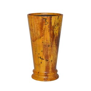 """Beech flower vase   9"""" x 5"""""""