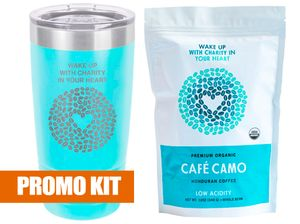 Promo Kit: Coffee and Tumbler