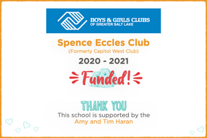 Spence Eccles Boys & Girls Club (formerly Capitol West)