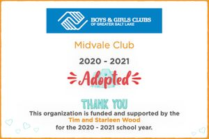 Midvale Boys & Girls Club