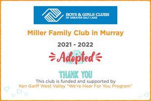 Miller Family Boys & Girls Club
