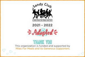 Sandy Club for Kids 2021-22