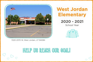 West Jordan Elementary 2020-21 School Year