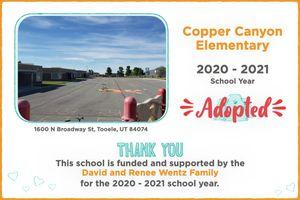 Copper Canyon Elementary 2020-21 School Year
