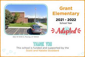 Grant Elementary 2021-22 School Year