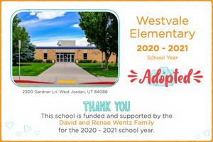 Westvale Elementary 2020-21 School Year