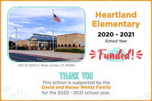 Heartland Elementary 2020-21 School Year