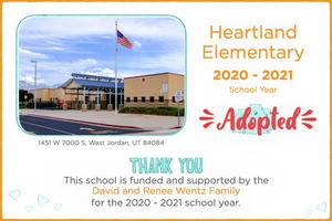 Heartland Elementary 2020-21 School Year