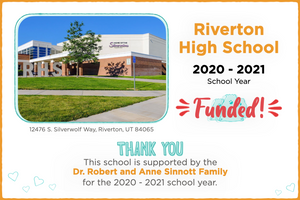 Riverton High School 2020-2021 School Year