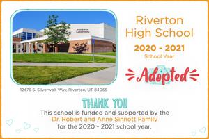 Riverton High School 2020-2021 School Year