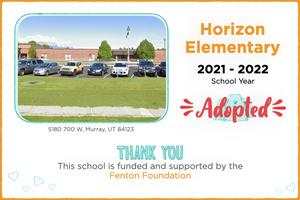 Horizon Elementary 2021-22 School Year