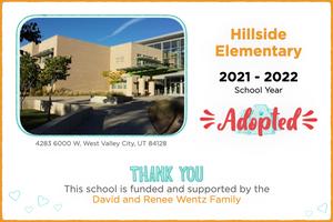 Hillside Elementary 2021-22 School Year