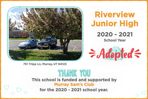 Riverview Junior High 2020-21 School Year