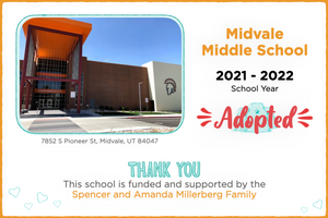 Midvale Middle School 2021-22 School Year