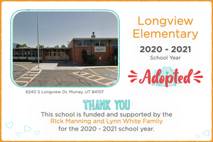 Longview Elementary 2020-21 School Year