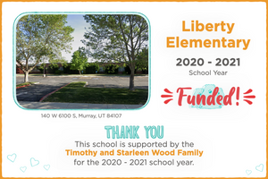 Liberty Elementary 2020-21 School Year