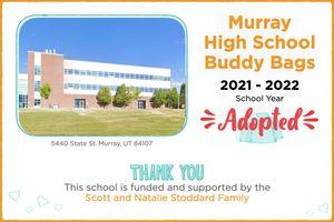 Murray High School Buddy Bags