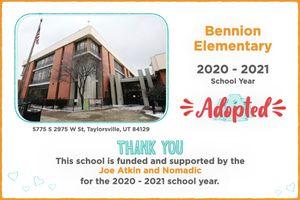 Bennion Elementary