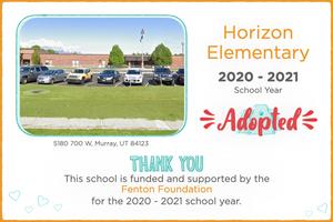 Horizon Elementary 2020-21 School Year