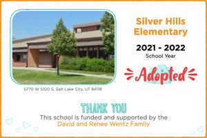 Silver Hills Elementary 2021-22 School Year