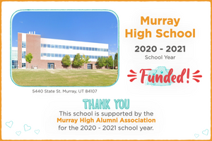 Murray High School 2020-21 School Year