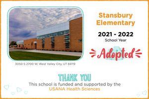 Stansbury Elementary
