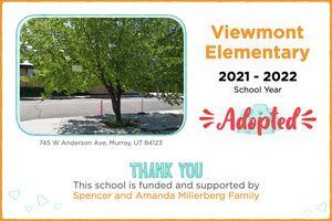 Viewmont Elementary 2021-22 School Year
