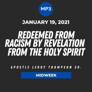 Redeemed From Racism by Revelation from the Holy Spirit | MP3