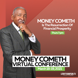 MC2UVC- Money Cometh Is The Resurrection Of Financial Prosperity - Thur PM