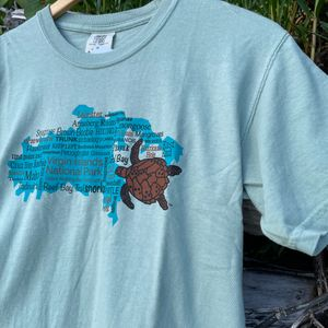 STJ Map Adult T-Shirt